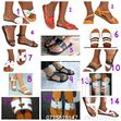 Ladies Pure Leather Sandals For Sale. | Shoes for sale in Kahawa West, Nairobi, Kenya