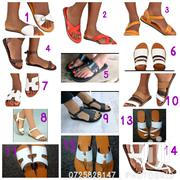 Ladies Pure Leather Sandals For Sale. | Shoes for sale in Nairobi, Kahawa West