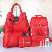 Handbags 5 In 1 Red | Bags for sale in Nairobi, Nairobi Central
