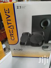 Creative A120 - 2.1ch PC Speakers With Subwoofer | Audio & Music Equipment for sale in Nairobi, Nairobi Central
