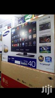 40inches Samsung Smart Tv. Full Wi-fi Access. We Deliver Too | TV & DVD Equipment for sale in Mombasa, Tononoka