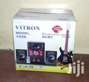 Vitron 2.1 Bluetooth Speaker, We Do Free Delivery With Nairobi Cbd | Audio & Music Equipment for sale in Nairobi, Nairobi Central