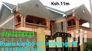 Ruiru Kimbo Along Matangi Rd 2km From Superhighway House for Sale   Houses & Apartments For Sale for sale in Nairobi, Kahawa West