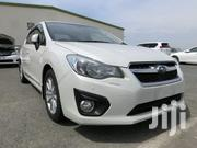 Subaru Impreza 2012 White | Cars for sale in Mombasa, Ziwa La Ng'Ombe