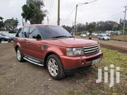 Land Rover Range Rover Sport 2007 Red | Cars for sale in Nairobi, Karura