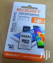 Original 32gb Boost Memory Cards | Accessories for Mobile Phones & Tablets for sale in Nairobi, Nairobi Central