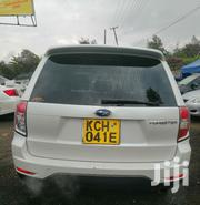 Subaru Forester 2009 White | Cars for sale in Nairobi, Nairobi Central