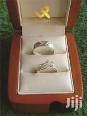 Low Budget Couple Russian Silver Matching Wedding Rings Band | Jewelry for sale in Nairobi, Nairobi Central