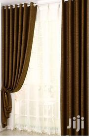 Brown Linen Curtain | Home Accessories for sale in Kiambu, Hospital (Thika)