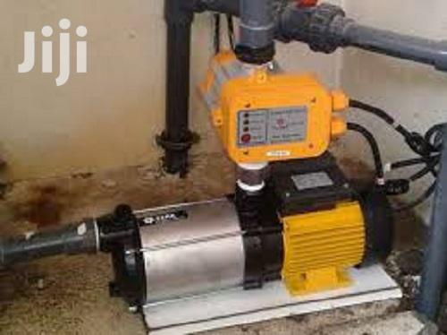 Archive: Water Pump Repair And Installation