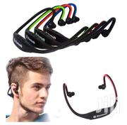 Special Offer Sport Bluetooth Headset And MP3 Player | Audio & Music Equipment for sale in Mombasa, Mji Wa Kale/Makadara