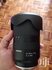 NEW Tamron 28-75mm F/2.8 For Sony Mirrorless Full Frame E Mount   Cameras, Video Cameras & Accessories for sale in Nairobi, Parklands/Highridge