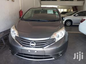 Nissan Note 2013 Gray