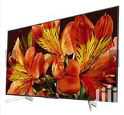 Sony 65 Inch HDR Android UHD Smart LED TV KD65X8500F | TV & DVD Equipment for sale in Nairobi, Nairobi Central