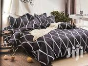 6*6 Cotton Duvets With A Matching Bed Sheet And 2 Pillow Cases   Furniture for sale in Nairobi, Kawangware