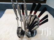 8 Piece Knife Set With With Serving Spoons .   Kitchen & Dining for sale in Nairobi, Nairobi Central