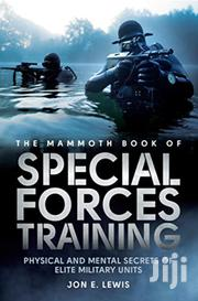 The Mammoth Book Of Special Training-jon Lewis | Books & Games for sale in Nairobi, Nairobi Central