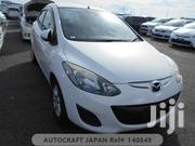 Mazda Demio 2012 White | Cars for sale in Mombasa, Shimanzi/Ganjoni
