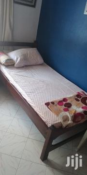 Single Bed With Mattress | Furniture for sale in Mombasa, Mji Wa Kale/Makadara