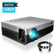1080P Projector, Cibest Upgraded Native 1080P 3600 Lux Projector | TV & DVD Equipment for sale in Nairobi, Kileleshwa