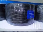 200M CCTV RG59 Coaxial Cable With Power Reel- Black | Photo & Video Cameras for sale in Nairobi, Nairobi Central