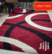 Maroon Geometry Pattern Turkish Carpet Rug | Home Accessories for sale in Nairobi, Embakasi
