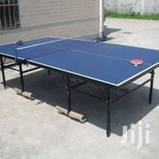 Blue Table Tennis Folding Legs Ping Pong Table | Toys for sale in Nairobi, Nairobi Central