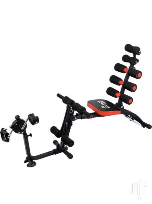 Wonder Master Six Pack ABS With Pedal
