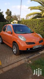 Nissan March 2005 Orange | Cars for sale in Kiambu, Kikuyu