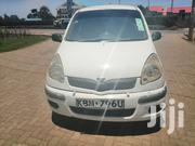 Toyota Fun Cargo 2003 White | Cars for sale in Kajiado, Ongata Rongai
