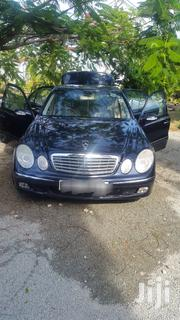 Mercedes-Benz E200 2004 Blue | Cars for sale in Mombasa, Mkomani