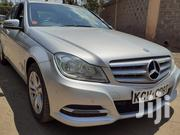 Mercedes-Benz C220 2012 Silver | Cars for sale in Nairobi, Woodley/Kenyatta Golf Course