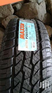 265/65R17 Maxxis Bravo 771 AT Tyre | Vehicle Parts & Accessories for sale in Nairobi, Nairobi Central