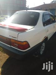 Toyota Corolla 1997 1.6 Sedan White | Cars for sale in Nandi, Kapsabet