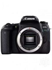Canon EOS 77D 24.2MP Wi-fi NFC DSLR Camera With NO Lens | Cameras, Video Cameras & Accessories for sale in Nairobi, Nairobi Central