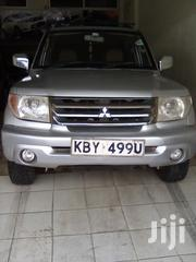 Mitsubishi Pajero IO 2007 Silver | Cars for sale in Mombasa, Tudor