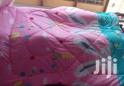 Warm 4*6 Cotton Duvets With Matching Bed Sheet And Two Pillow Cases | Home Accessories for sale in Nairobi, Imara Daima