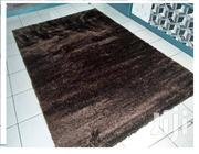 Chocolate Brown Fluffy Soft Carpet Rug   Home Accessories for sale in Nairobi, Karen