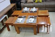 All Mahogany Coffee Table | Furniture for sale in Nairobi, Woodley/Kenyatta Golf Course