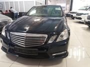 Mercedes Benz E250 2012 Black | Cars for sale in Mombasa, Shimanzi/Ganjoni