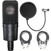 Audio-technica AT2020 Cardioid Condenser Microphone, Cable And Stand | Audio & Music Equipment for sale in Nairobi, Kilimani