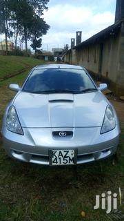 Toyota Celica 2000 TRD Silver | Cars for sale in Nairobi, Nairobi Central