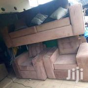 5 Seater American Suede Fabric Sofas | Furniture for sale in Nairobi, Ziwani/Kariokor