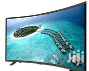 43 Inch FHD Smart Curved, Android LED TV - Black + FREE WALL MOUNT | TV & DVD Equipment for sale in Nakuru, Gilgil