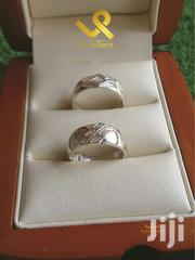 Couples Sterling Silver Matching Wedding Bands Ring | Jewelry for sale in Nairobi, Nairobi Central