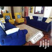 Chesterfield With Armchairs | Furniture for sale in Nairobi, Ngara