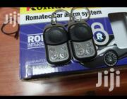 Romatec Car Alarm With Cutoff, We Do Free Installation | Vehicle Parts & Accessories for sale in Nairobi, Nairobi Central