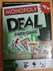 Monopoly Deal Card Game | Toys for sale in Mombasa, Majengo