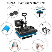 Digital Heat Press Machine Multifunctional Transfer Sublimation 12x15 | Printing Equipment for sale in Nairobi, Nairobi Central