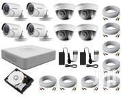 8 Hikvision Turbo HD Full HD CCTV Camera System Kit | Cameras, Video Cameras & Accessories for sale in Nairobi, Nairobi Central